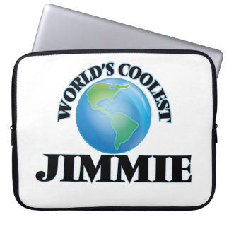 World's Coolest Jimmie Laptop Computer Sleeves