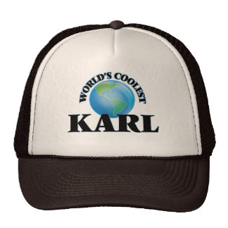 World's Coolest Karl Hats