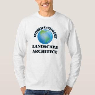 World's coolest Landscape Architect T Shirt