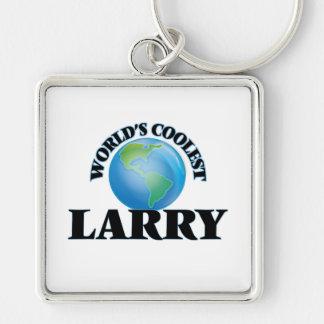 World's Coolest Larry Keychain