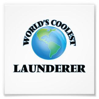 World's coolest Launderer Photo