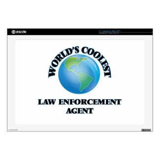 "World's coolest Law Enforcement Agent Skins For 17"" Laptops"