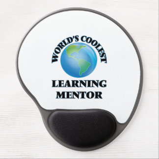 World's coolest Learning Mentor Gel Mouse Pad