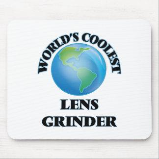 World's coolest Lens Grinder Mousepads