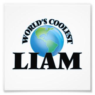 World's Coolest Liam Photo Print
