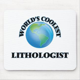 World's coolest Lithologist Mousepads