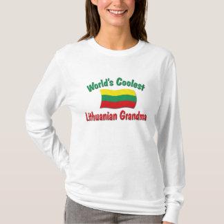 World's Coolest Lithuanian Grandma T-Shirt
