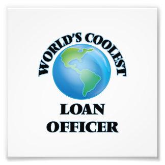 World's coolest Loan Officer Photo Art