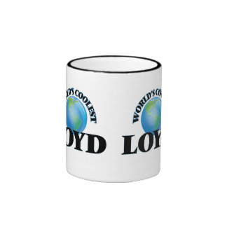 World's Coolest Loyd Coffee Mugs