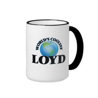 World's Coolest Loyd Coffee Mug