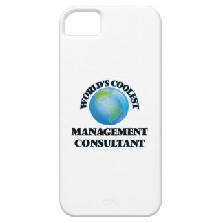 World's coolest Management Consultant iPhone 5 Case