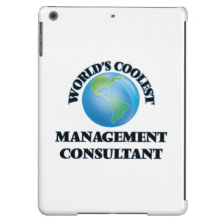 World's coolest Management Consultant Cover For iPad Air
