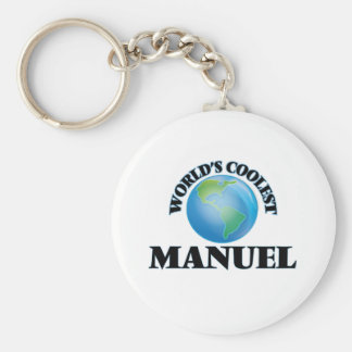 World's Coolest Manuel Keychain