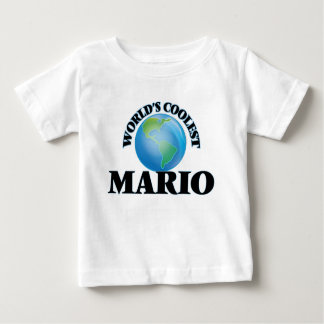 World's Coolest Mario Tee Shirts