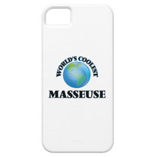 World's coolest Masseuse iPhone 5 Cases
