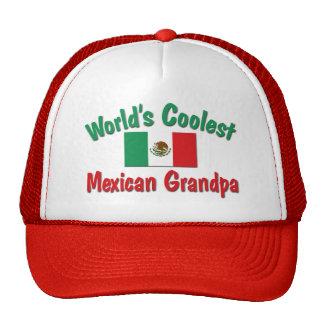 World's Coolest Mexican Grandpa Trucker Hat