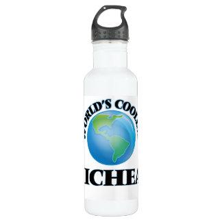World's Coolest Micheal 24oz Water Bottle