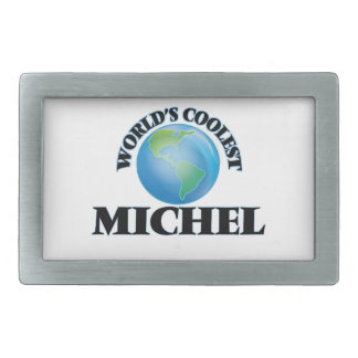 World's Coolest Michel Belt Buckle