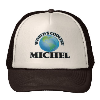 World's Coolest Michel Mesh Hats