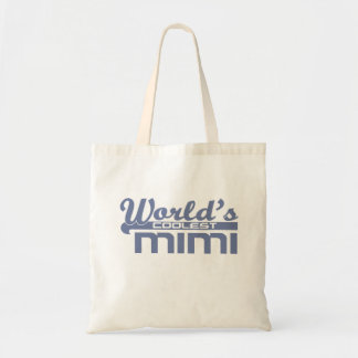 World's Coolest Mimi Tote Bag
