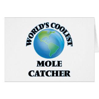 World's coolest Mole Catcher Cards