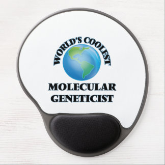 World's coolest Molecular Geneticist Gel Mouse Pad