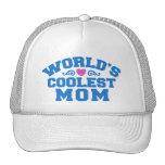 World's Coolest Mom Trucker Hat