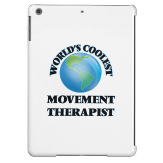 World's coolest Movement Therapist Cover For iPad Air