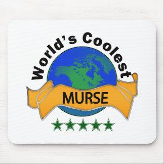 World's Coolest Murse Mouse Pad