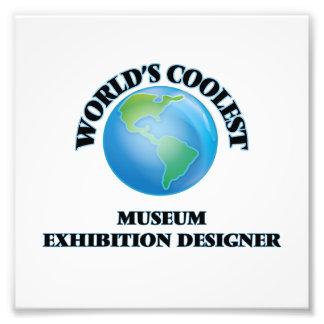 World's coolest Museum Exhibition Designer Photograph