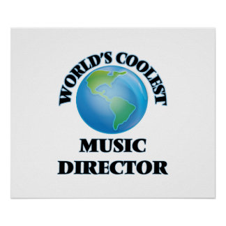 World's coolest Music Director Poster