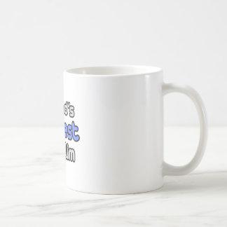 World's Coolest Muslim Classic White Coffee Mug