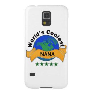 World's Coolest Nana Galaxy S5 Case