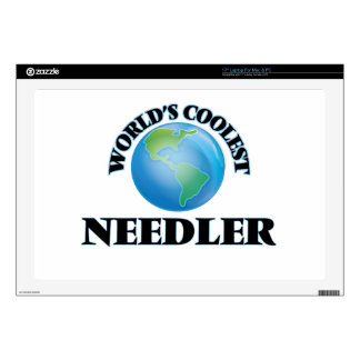 World's coolest Needler Decals For Laptops