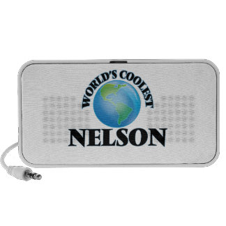 World's Coolest Nelson Laptop Speakers