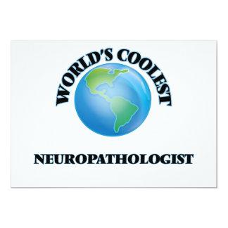 World's coolest Neuropathologist Personalized Announcements