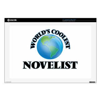 World's coolest Novelist Skins For Laptops