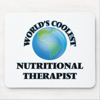 World's coolest Nutritional Therapist Mousepads