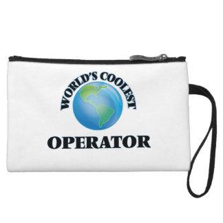 World's coolest Operator Wristlet Clutch