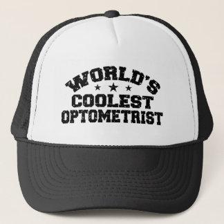 World's Coolest Optometrist Trucker Hat