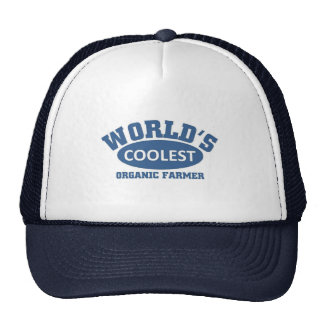 World's Coolest Organic Farmer Hat