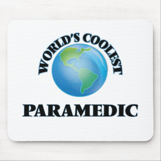 World's coolest Paramedic Mouse Pad