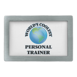 World's coolest Personal Trainer Belt Buckles