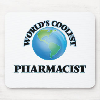 World's coolest Pharmacist Mouse Pads