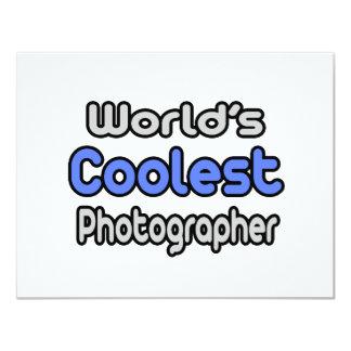 World's Coolest Photographer Card