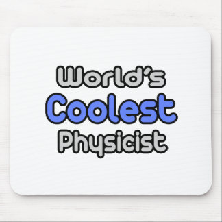 World's Coolest Physicist Mouse Pad