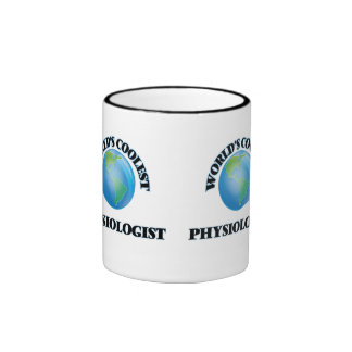 World's coolest Physiologist Ringer Coffee Mug