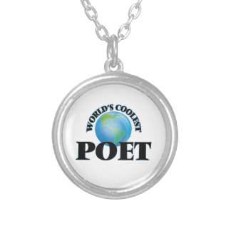 World's coolest Poet Necklace