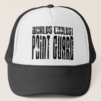 Worlds Coolest Point Guard Trucker Hat