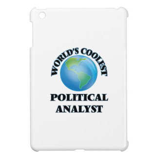 World's coolest Political Analyst Case For The iPad Mini